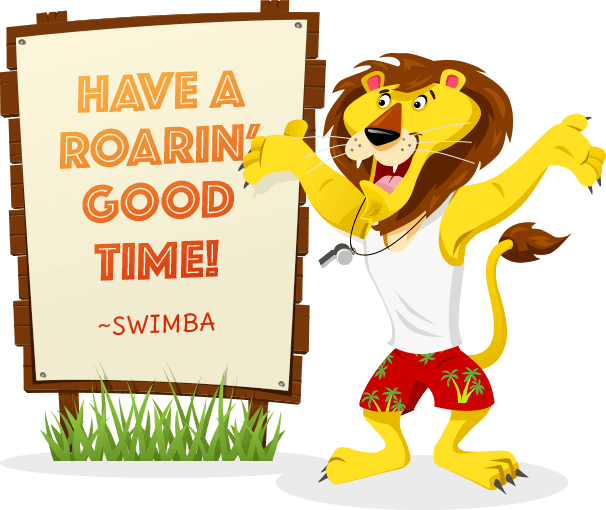 Have a Roarin' Good Time! - Swimba
